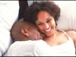 Black Happy Couple